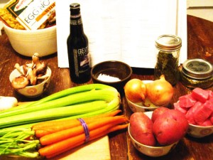 Carbonnade Ingredients